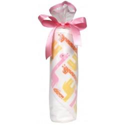 Treasured Giraffe Blanket Girl Gift Set