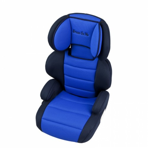 Deluxe Booster Car Seat – Blue