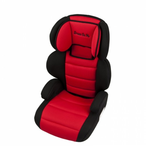 Deluxe Booster Car Seat – Red