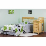 Jayden 2 in 1 Convertible with Changer - Natural
