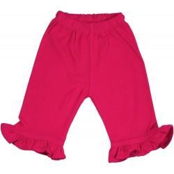 Hot Pink Frill Pants